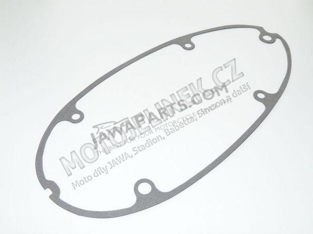 Gasket of clutch cover - JAWA 250, Velorex