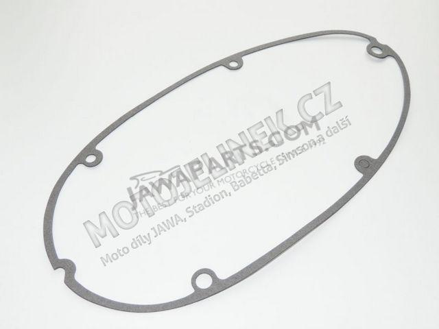 Gasket of clutch cover - JAWA 350, Velorex