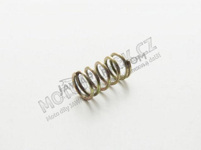 Spring of regulatory and stop screw-J250/350