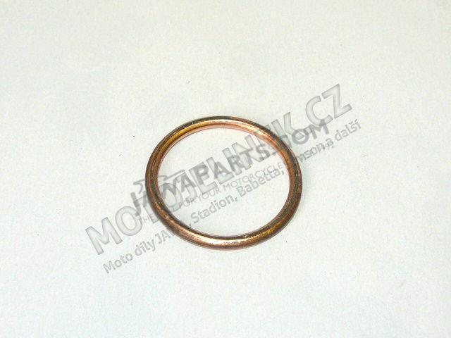 Gasket of exhaust Simson.