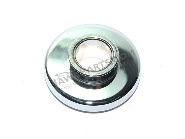 Cover of front wheel chrome - CZ 125 / 150C