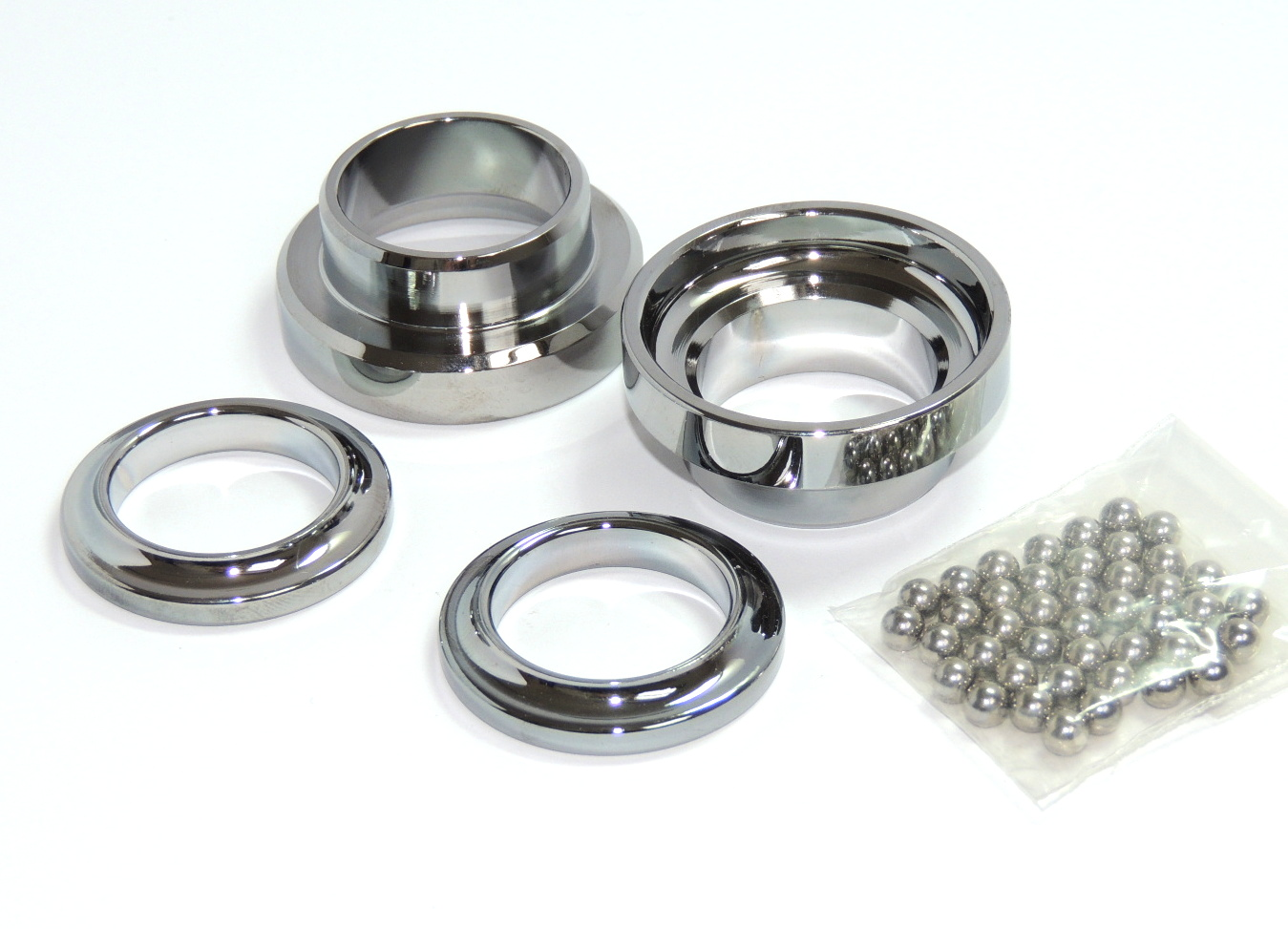 Head bearings - JAWA 50, S22, Jawetta, ČZ 125/150