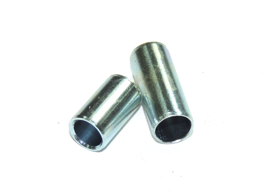 Centering tube of engine 20 mm, SHORT - JAWA 50 05,20-23