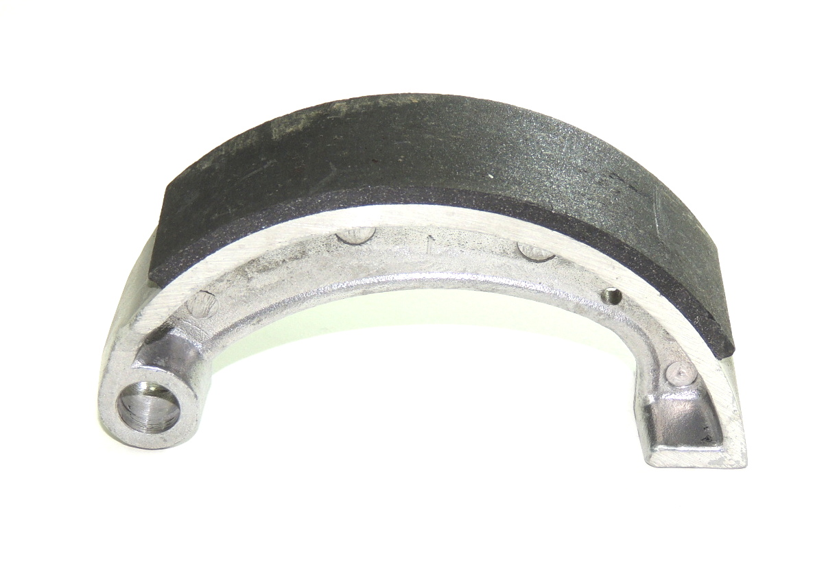 Brake shoe, 130 mm - JAWA-ČZ, ČZ 450-475