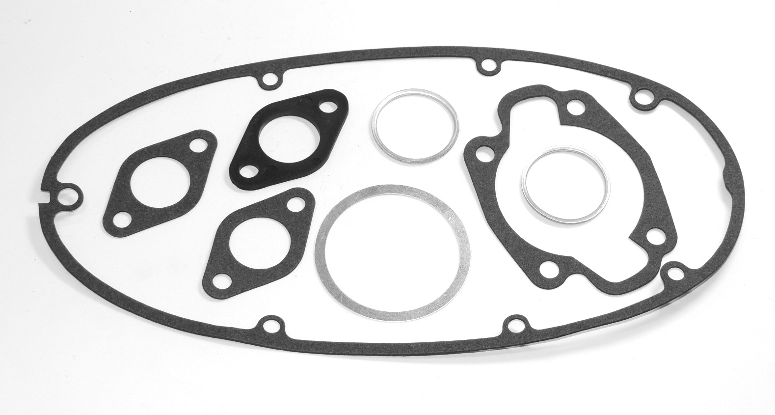 Engine gaskets, set - JAWA-ČZ 175 typ 356