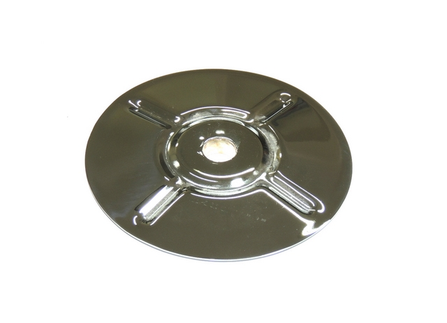 Cover of rear rosette, CHROME - JAWA-ČZ, ČZ 450-475