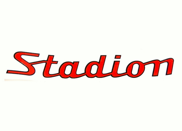 Sticker Stadion, RED