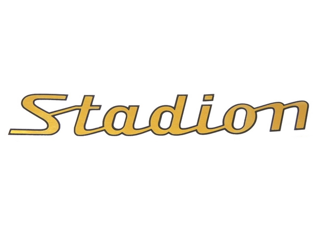 Sticker Stadion, GOLD