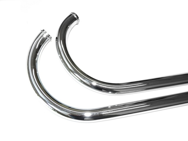 Knee of exhaust L+R Set- Pérák 350
