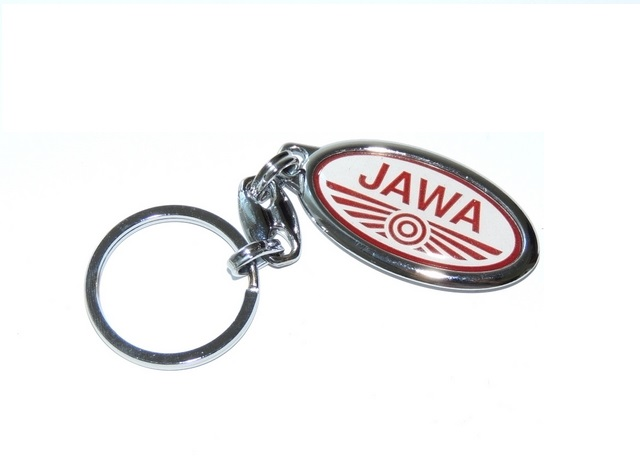 Key ring-Pendant - key ring-LOGO JAWA