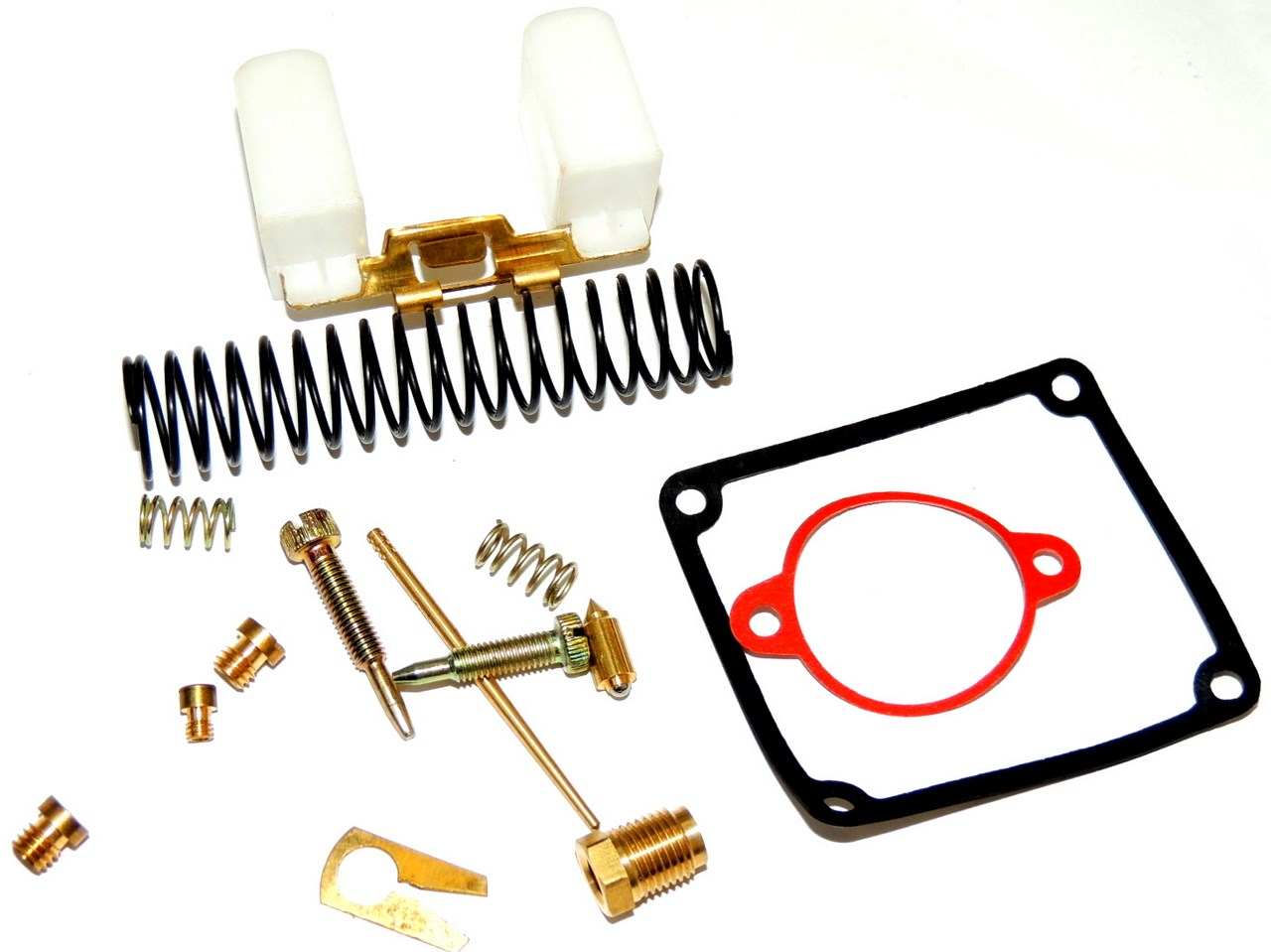 Carburetor set - repair - Jawa 350 638-640