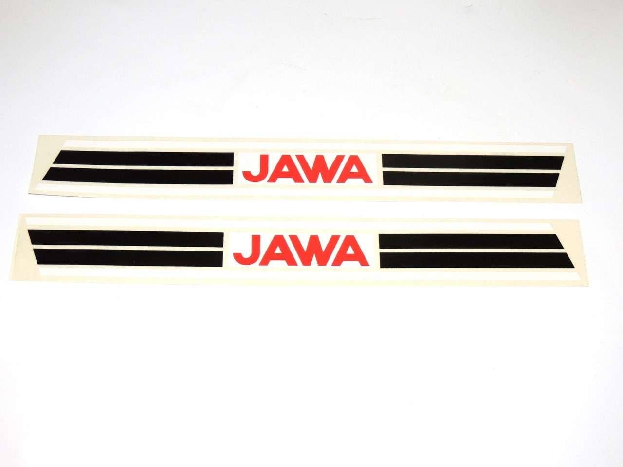 Sticker for tank - Jawa Mustang