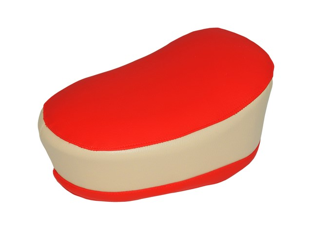 Seat cover (S22) BEIGE RED - Stadion S22