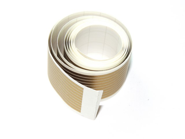 Sticker for lineation 120 cm, narrow (2mm) - GOLD