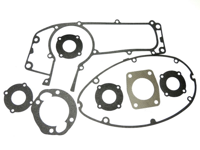 Engine gaskets, set - ČZ 125 C