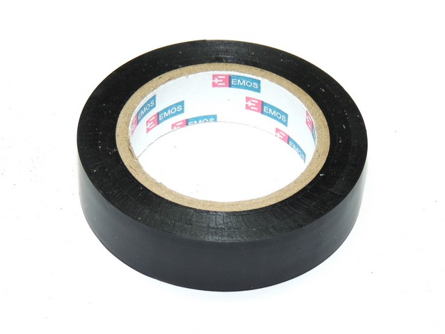 Insulation Tape 15 mm/10 m - BLACK