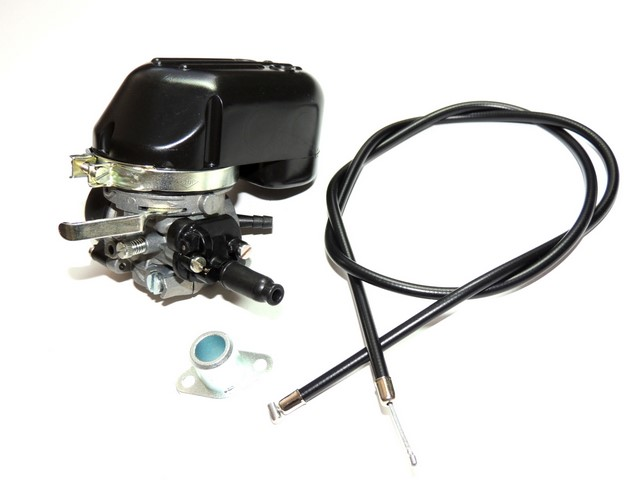 Carburettor Dellorto, (D12), side suction - Babetta