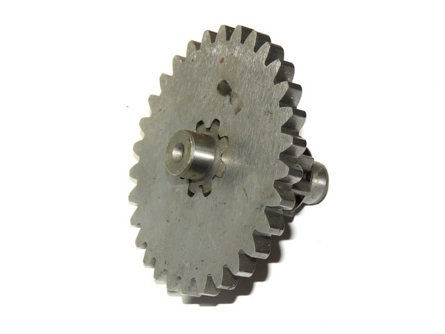 Crown gear with shaft - Korádo