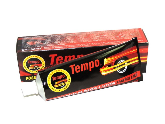 TEMPO - Old paint polish