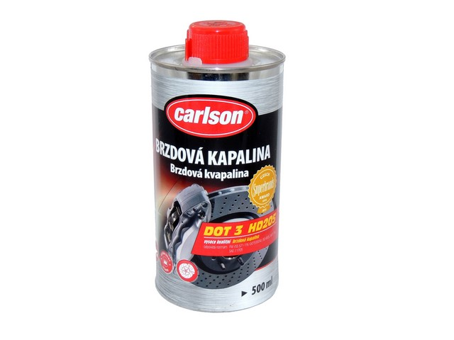 CARLSON - Brake fluid DOT3 HD205