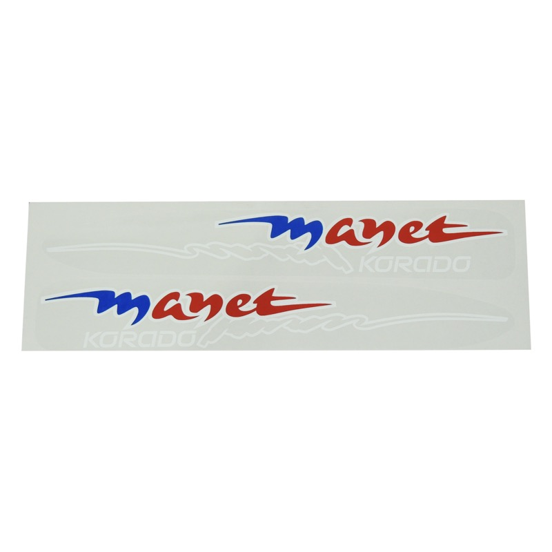 Stickers (2pcs) L+R - Manet Korado