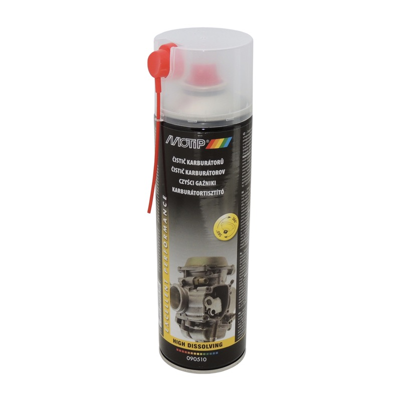 MOTIP - Carburettor cleaner