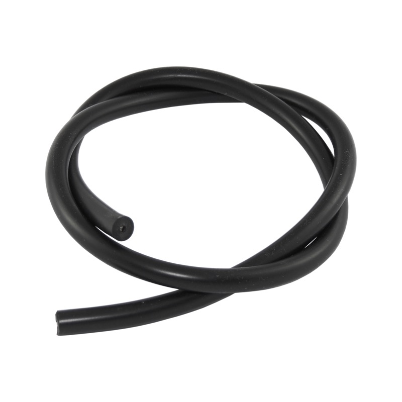 Cable of plug (0,5m) BLACK