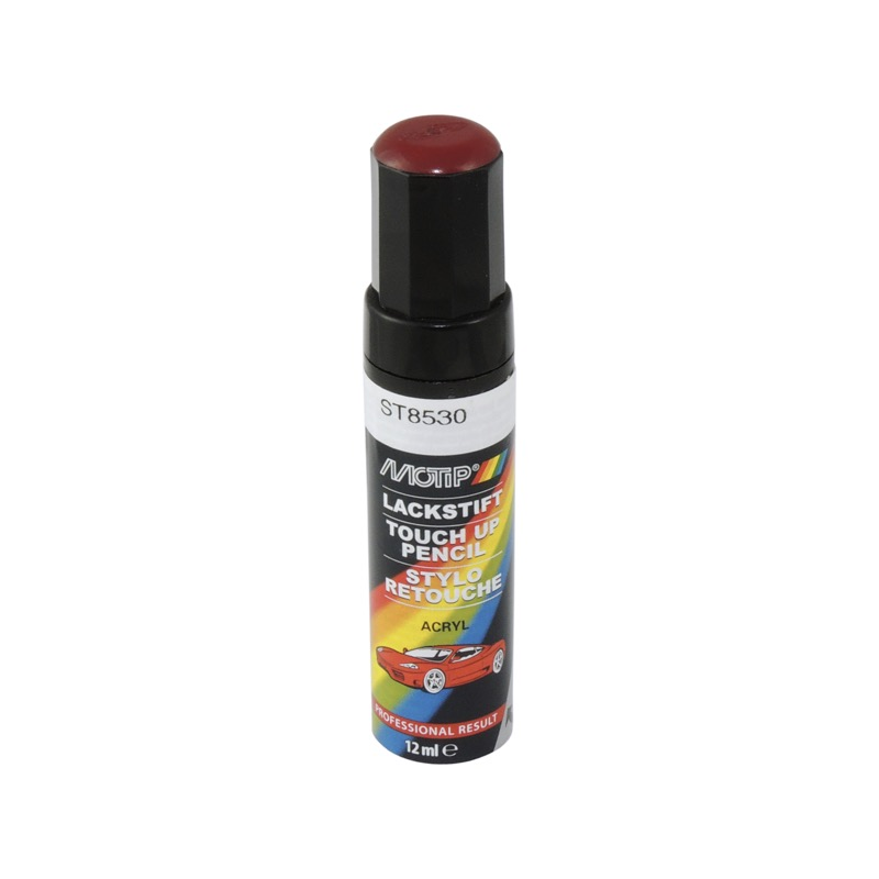 MOTIP - Correction pencil 12ml DARK RED (ST8530)