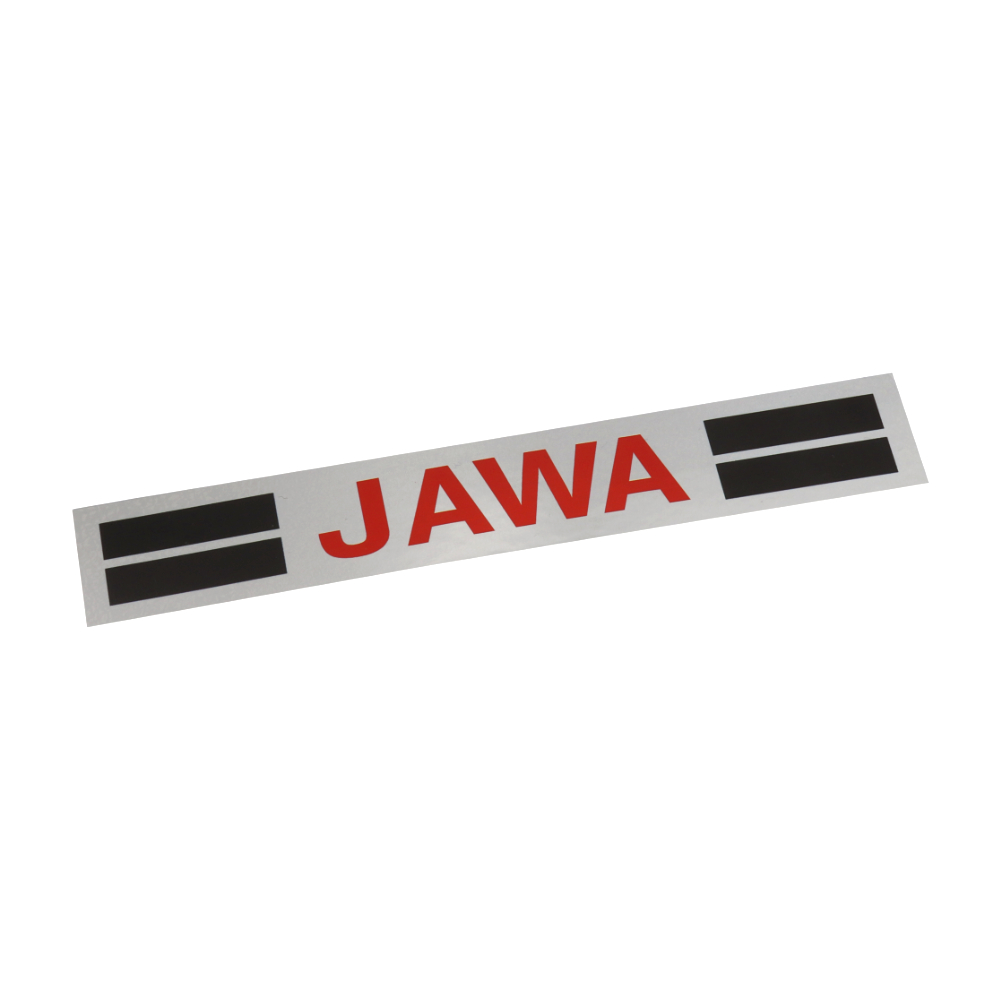 Sticker (156x27mm) - JAWA