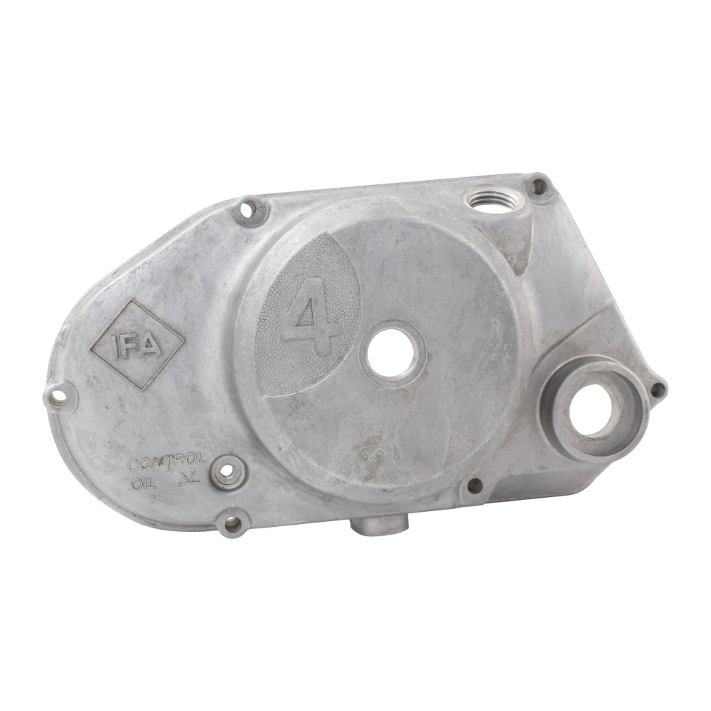 Cover of clutch (4-Speed, IFA), ALUMINIUM - Simson S51,S53,S70,SR50