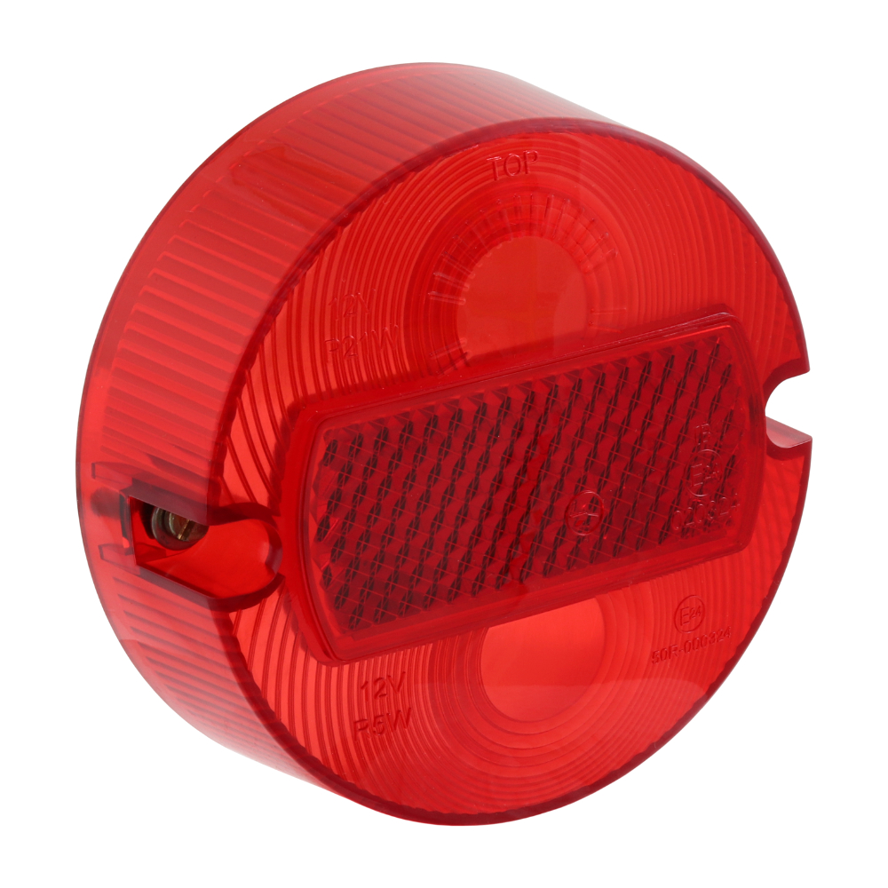 Cover of rear lamp, 100 mm (MZA) - Simson, MZ