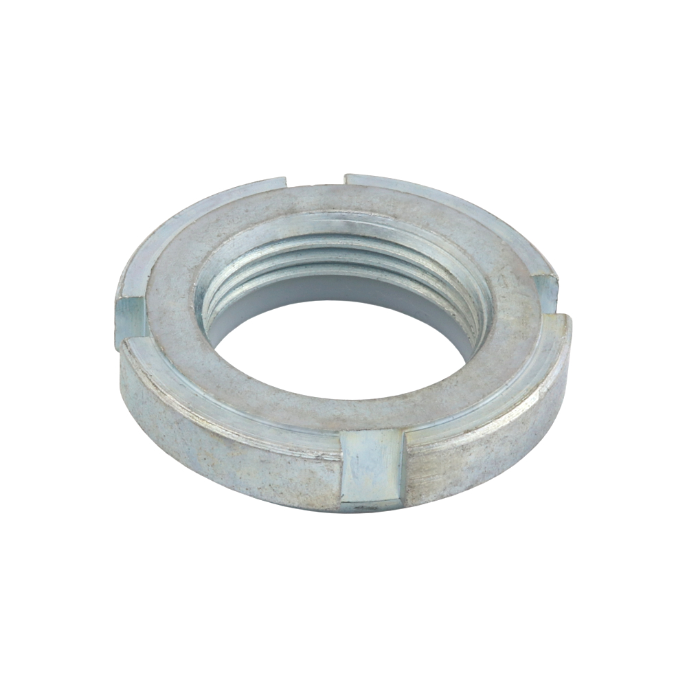 Nut of front fork with teflon, UPPER (MZA) - Simson