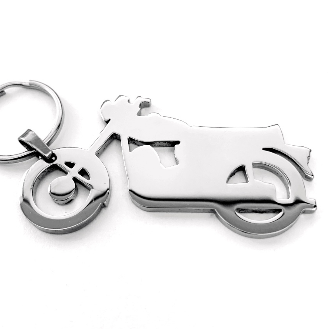Key ring - JAWA 350 634 KONOPNICE (profile)