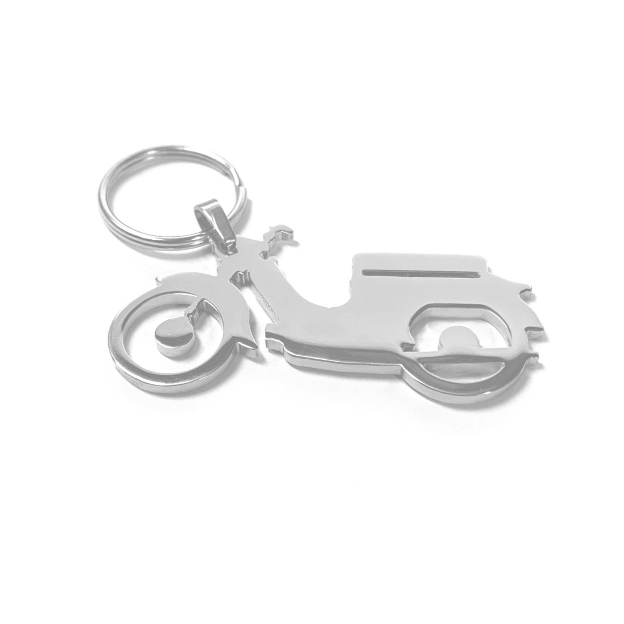 Key ring - JAWA 50 PIONÝR (profile)