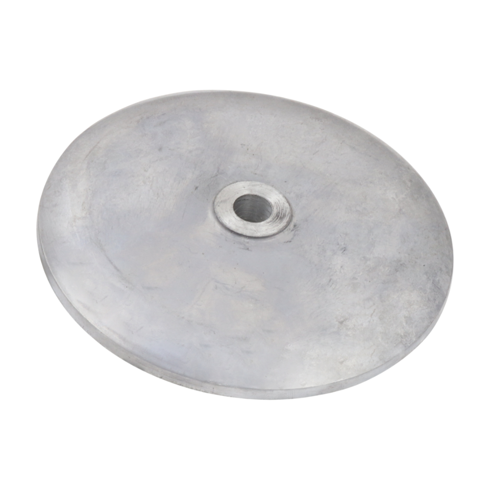 Cover of wheel hub, ALUMINUM (MZA) - Simson