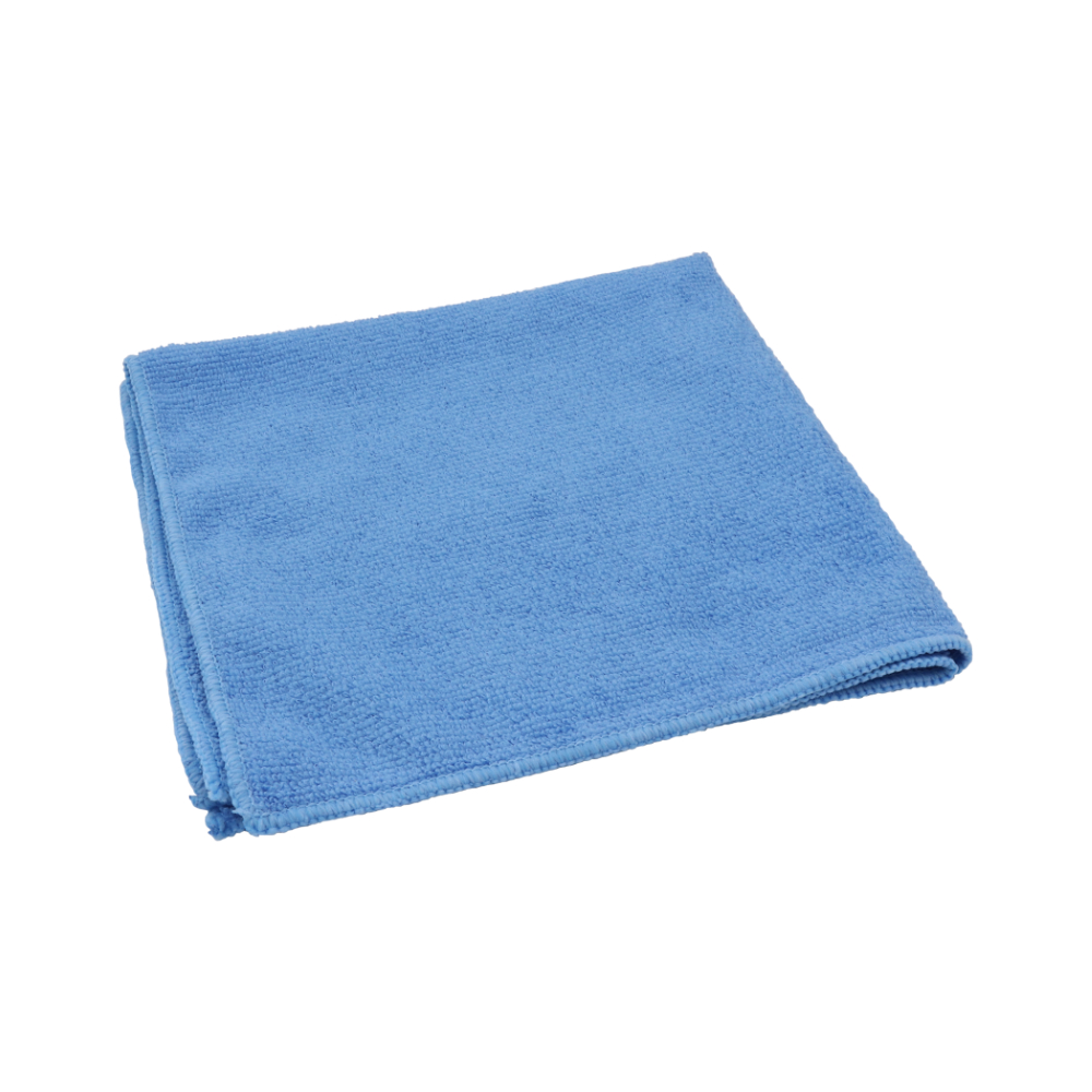 Microfiber cloth (40x40 cm), BLUE