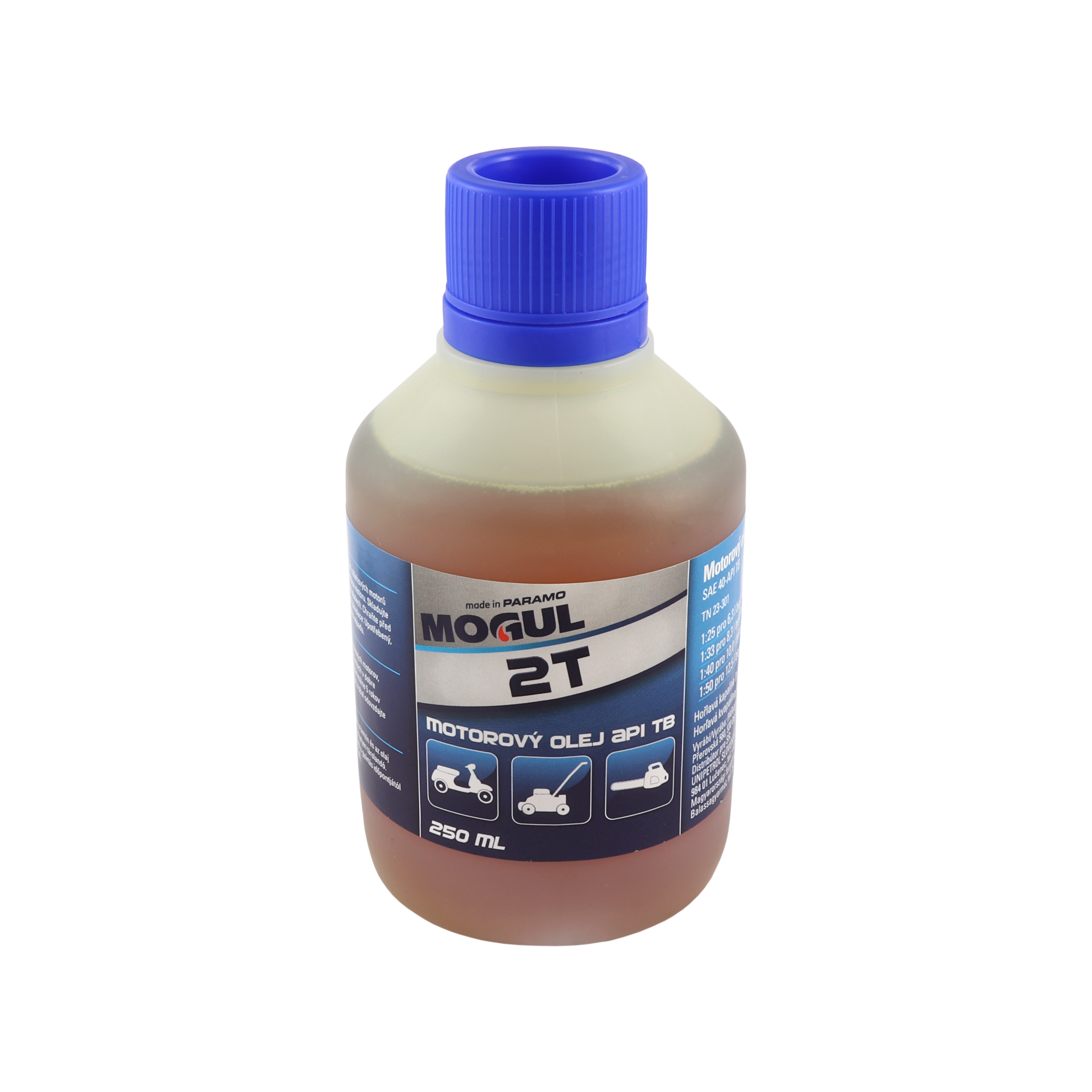 Engine oil - MOGUL 2T (100 ml)