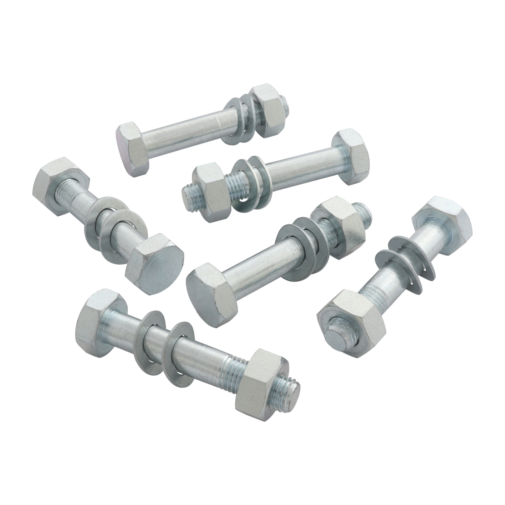 Set of engine mounting bolts (M8x1x46) - JAWA, ČZ