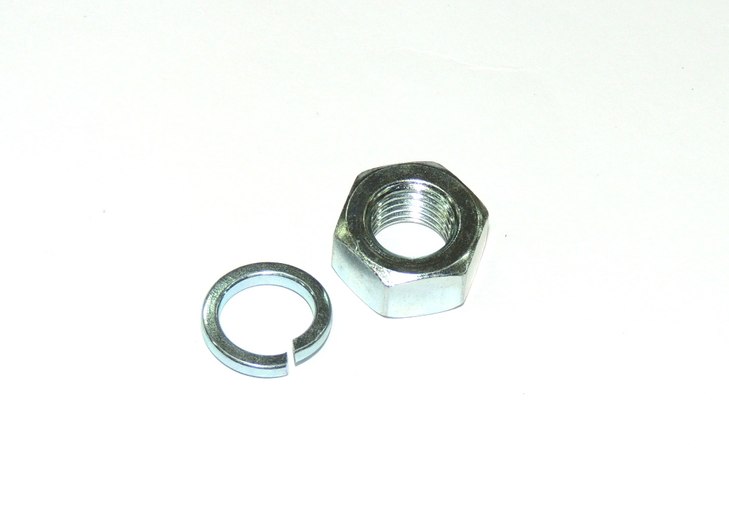 Nut of shaft prim.wheel  Jawa 555,05,20-23