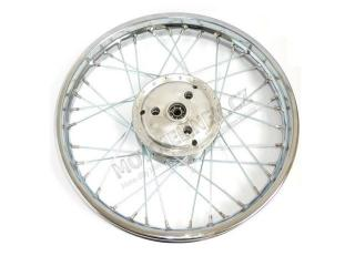 REMANUFACTURED wheel-555,20-23-self centering-CHROME