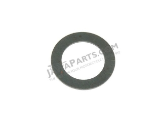 Spacer washer of gearbox 11x17x0,1 mm - Pionýr