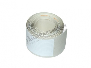 Sticker for lineation 120 cm, wide (4mm) - WHITE