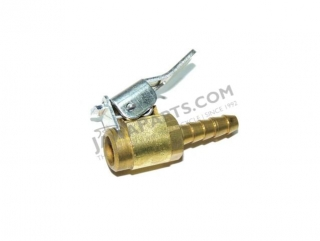 Adapter for hose of pump 6mm - UNI