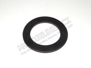 Gasket for cap of fuel tank Simson.