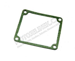 Gasket of float chamber-Jawa 638-640