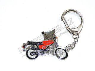 Pendant - key ring-Simson Enduro