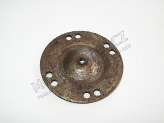 Lid of clutch plate Simson.