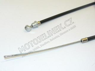 Bowdens cable of clutch 550,555,05