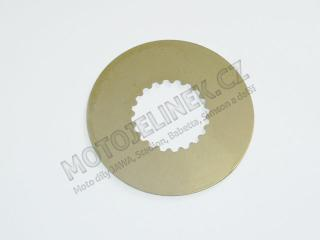Clutch plate metal Simson.