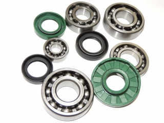Bearings and simmerings of engine-Set Simson